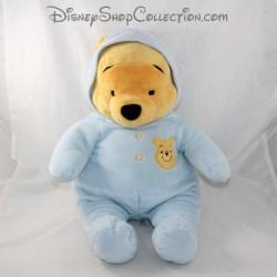 Grande peluche Winnie the Pooh DISNEY NICOTOY grenouillère