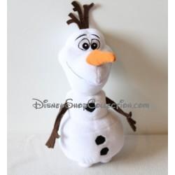 Peluche Olaf FAMOSA La Reine des Neiges bonhomme de neige 38 cm