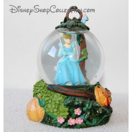 Snow globe cendrillon disney store balan oire citrouille boule ne - Boule a neige collectionneur ...