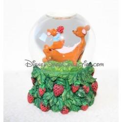 Snow globe kangourou DISNEY Petit Gourou et maman Gourou boule à neige 7 cm