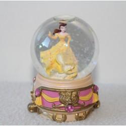 Snow globe Belle DISNEY La Belle et la Bête princesse boule à neige