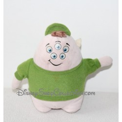 Peluche Squishy DISNEY Monstres Academy Scott Squibbles 20 cm