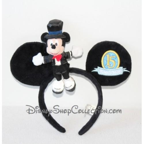 Serre Tete Mickey Disneyland Paris Oreilles De Mickey Mouse 15 Magi