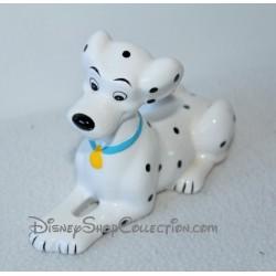 Figurine céramique Perdita chienne DISNEY Les 101 Dalmatiens porcelaine 13 cm
