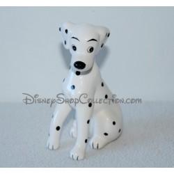 Figurine céramique Pongo chien DISNEY Les 101 Dalmatiens porcelaine 12 cm