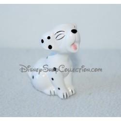 Figurine céramique chiot DISNEY Les 101 Dalmatiens porcelaine 6 cm