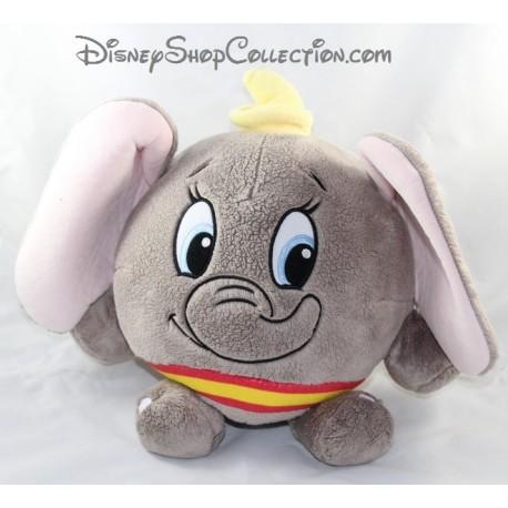 Peluche balle Elephant DISNEY Dumbo Nicotoy boule ballon 33 cm - Di...