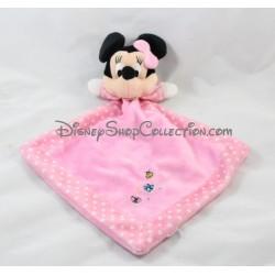 Doudou Minnie DISNEY pink diamond Butterfly Ladybug 34 cm NICOTOY