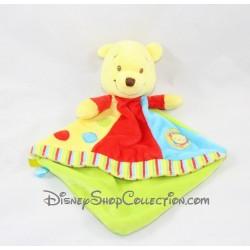 Security blanket Pooh DISNEY NICOTOY circus diamond flat balls lion