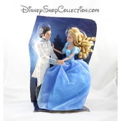 Poupées Cendrillon et le Prince DISNEY STORE Cinderella le film Deluxe