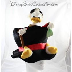 Chapeau oncle Picsou DISNEYLAND PARIS haut de forme noir Disney 32 cm