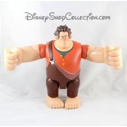 Figurine articulée Ralph DISNEY Les mondes de Ralph parlante Wreck-it 30 cm