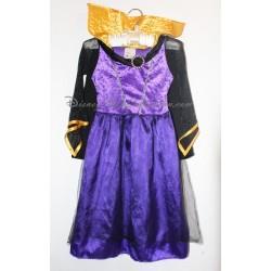 Robe de déguisement méchante Reine DISNEY STORE Blanche Neige 3/4 ans