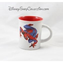 Mug Spiderman MARVEL SPEL tasse blanche et rouge double face 2009