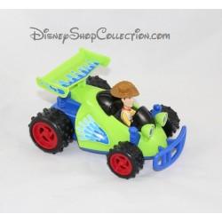 Figurine voiture Toy Story 3 MATTEL DISNEY Woody Cow Boy sonore