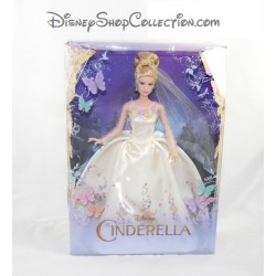 Poupée Cendrillon DISNEY MATTEL Cinderella robe de mariée Wedding Day