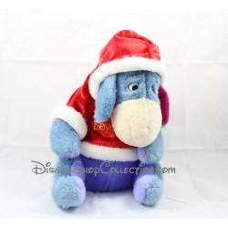 Peluche Eeyore WALT DISNEY empresa Navidad Eeyore 30 cm