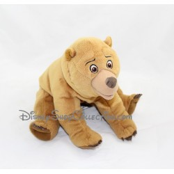 Peluche élan NICOTOY Frères des Ours Disney caribou renne 25 cm