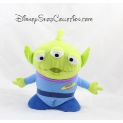 Peluche extraterrestre alien DISNEY PIXAR Toy Story 3 vert bleu 20 cm