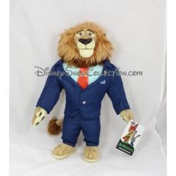 Peluche lion Leodore Lionheart DISNEYLAND PARIS Zootopie 40 cm