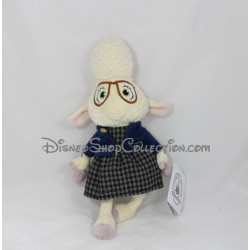 Peluche mouton Bellwether DISNEY PARKS Zootopie 31 cm