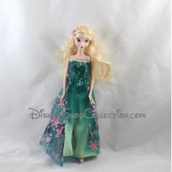 Poupée Elsa MATTEL La Reine des neiges Disney Une fête givrée anniversaire