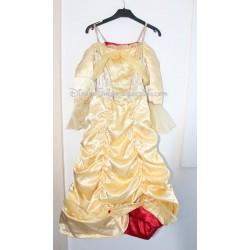 Déguisement robe reversible Belle DISNEY STORE La Belle et la Bete 9-10 ans