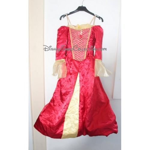 D guisement robe reversible belle disney store la belle et la bete - Robe la belle et la bete adulte ...