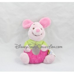 Hochet cochon Porcinet DISNEY BABY ami de Winnie l'ourson