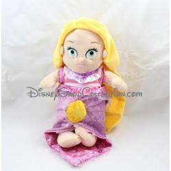 Poupée peluche Raiponce DISNEYPARKS bébé Disney Babies 30 cm