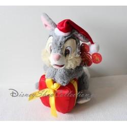 Peluche marionnette Tic et Tac DISNEYLAND PARIS écureuil
