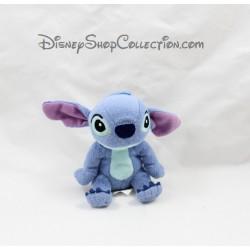 Petite peluche Stitch DISNEY STORE assis 10 cm