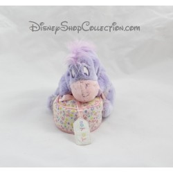 "Peluche Bourriquet WALT DISNEY  rose violet cadeau ""To You"""