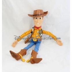 Talking doll Woody DISNEY TOYS Toy Story Pixar 38 cm THINKWAYS