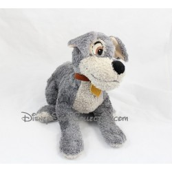 Peluche Chien Clochard DISNEY La Belle et le Clochard 30 cm