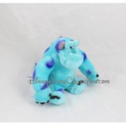 Peluche monstre Sully DISNEY STORE Pixar Monstres & Cie bleu 14 cm