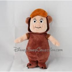Peluche Cubby Les enfants perdus DISNEY STORE Peter Pan ours 32 cm