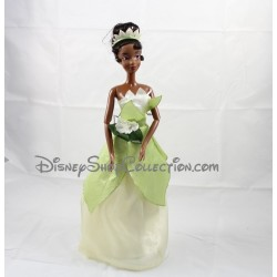 Singing doll DISNEY STORE Singing Doll Princess Tiana and the frog