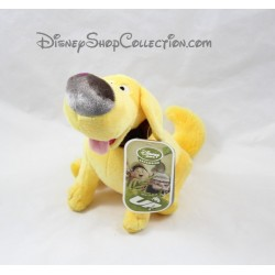 Peluche Doug chien DISNEY STORE Là-Haut Dug Up 20 cm