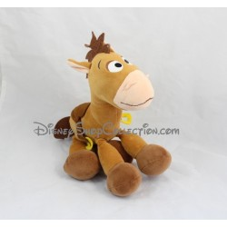 Peluche cheval Pil Poil DISNEY NICOTOY Toy Story cheval de Woody 28 cm