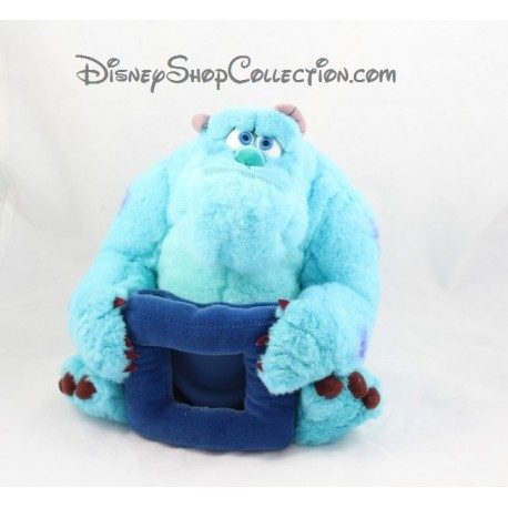 peluche cadre photo monstre sully disney store monstres et. Black Bedroom Furniture Sets. Home Design Ideas