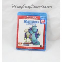 Blu Ray Monstres Academy DISNEY N° 107 Walt Disney 3D et 2D NEUF