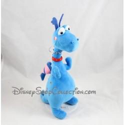 Toufy Toufy Disney Doctor el dragón azul de felpa 30 cm