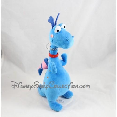Peluche toufy disney docteur la peluche dragon bleu 30 cm disneys - Toufy docteur la peluche ...