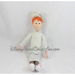 Linguini doll DISNEY Ratatouille plush chef 35 cm