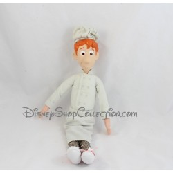 Poupée Linguini DISNEY Ratatouille peluche chef 35 cm