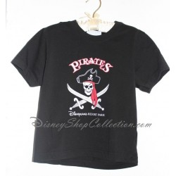 DISNEYLAND PARIS pirates of the Caribbean 6 years old boy T-shirt