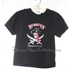 T-shirt garçon DISNEYLAND PARIS pirates des Caraïbes 6 ans