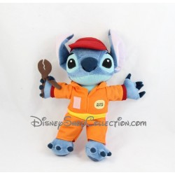 Plush Disney Lilo Stitch and Stitch disguised mechanic 23 cm