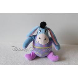 Peluche Bourriquet NICOTOY oeuf de pâques âne Disney 17 cm